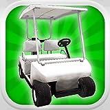 ゴルフカートレーサー:クレイジーゴルファーキャディレース3D