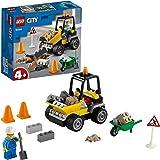 レゴ(LEGO) シティ 道路工事用トラック 60284