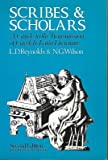 Scribes and Scholars: Guide to the Transmission of Greek and…
