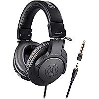 【Amazon.co.jp限定】audio-technica プロフェッショナル モニターヘッドホン ATH-M20x…