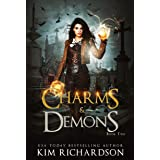 Charms & Demons: A Witch Urban Fantasy (The Dark Files Book 2)