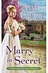 Marry in Secret (Marriage of Convenience Book 3) Kindle Edition