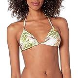 Roxy Junior's Printed Beach Classics Tiki Tri Bikini Top