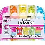 Tulip 31673 One Step Tie-Dye Kit 5 Colour, Neon