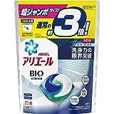 アリエール バイオサイエンス 洗濯洗剤 ジェルボール 抗菌&菌のエサまで除去 詰め替え 46個(約3倍)