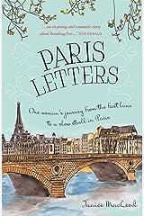 Paris Letters Kindle Edition