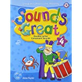 Sounds Great 4 Student Book with audio & student digital materials