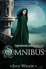 Middengard Sagas Omnibus: Books 1 to 3 Kindle Edition