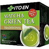 Itoen Matcha Traditional Green Tea, 50 s
