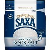 Saxa Sea Salt Rock Crystals, 500g