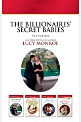 The Billionaires Secret Babies - 4 Book Box Set (Italian Husbands 24) Kindle Edition