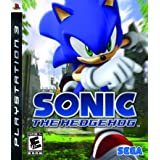 Sonic the Hedgehog (輸入版) - PS3