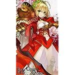 Fate iPhoneSE/5s/5c/5(640×1136)壁紙 ネロ・クラウディウス
