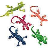 Stretchy Lizard Toys, 1 Dozen, Assorted Colors
