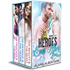Heroes Ever After : Books 1-3 (Heroes Ever After Collection Book 1)