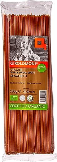 Girolomoni Organic Whole Meal Spelt Spaghetti, 500g