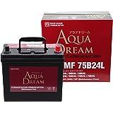 AUQA DREAM(アクアドリーム) 充電制御車対応 CAR BATTERY AD-MF 75B24L