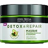 John Frieda Detox and Repair Deep Conditioner Masque, 250 ml