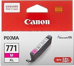 Canon BJ Cartridge CLI-771 M XL, Magenta