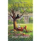 A Fatal Yarn (A Knit & Nibble Mystery Book 5)