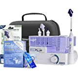 SinuPulse Elite Advanced Nasal Sinus Irrigation System with 30 Additional SinuAir Packets, Additional Replacement Sinus Irrig
