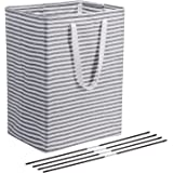 """Onlycube 24"""" Extral Large Laundry Hamper Clothes Hamper Basket with Extended Handles for Clothes, Bedrooms, Dorm Rooms, Toys,"""