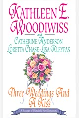 Three Weddings and a Kiss (Scoundrels) Kindle Edition