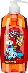 Follow Me 2In1 Kids Shampoo and Bath, 800ml,Happy Cherry