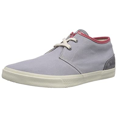 Hookset Handcrafted Oxford Shoes: Grey