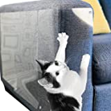 Amazing Shields - Six(6) X-Large Furniture Protectors from Cats - Cat Repellent for Furniture - Cat Scratch Deterrent - Cat C