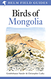 Birds of Mongolia (Helm Field Guides) (English Edition)