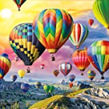 Buffalo Games - Up Up And Away - 300 LARGE Piece Jigsaw Puzzle