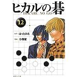 ヒカルの碁 12 (集英社文庫―コミック版)