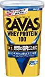 明治 ザバス(SAVAS) ホエイプロテイン100 バニラ味【14食分】 294g
