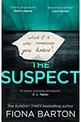 The Suspect: The most addictive and clever new crime thriller of 2019 Kindle Edition
