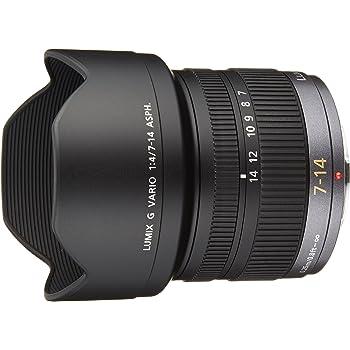 Panasonic 広角ズームレンズ マイクロフォーサーズ用 ルミックス G VARIO 7-14mm/F4.0 ASPH. H-F007014