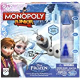 Monopoly Junior Game Frozen Edition