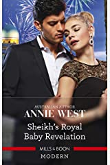 Sheikh's Royal Baby Revelation (Royal Brides for Desert Brothers Book 1) Kindle Edition