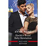 Sheikh's Royal Baby Revelation (Royal Brides for Desert Brothers Book 1)