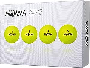 本間ゴルフ HONMA ゴルフボール New D1