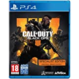 Call of Duty Black Ops 4 - Specialist Edition (PS4)