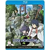 Log Horizon: Complete Collection/ [Blu-ray] [Import]