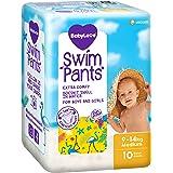 BabyLove Premium Swim Pants, Size Medium (9-14kg), 30 Nappies (3x 10 pack)