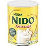 NESTLE NIDO Fortificada Dry Milk 56.3 Ounce Canister (Pack of 1)