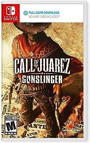 Call of Juarez: Gunslinger (輸入版:北米) – Switch