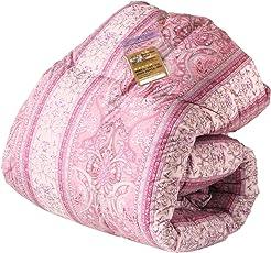 タンスのゲン 羽毛布団 ホワイトダックダウン93% 日本製 かさ高165mm(400dp) 以上 7年保証 新技術アレルGプラス 消臭抗菌 国内パワーアップ加工 10119003 10119008 10119004