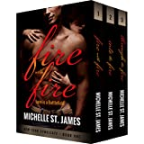 New York Syndicate: The Complete Series Box Set (Books 1-3): Fire with Fire, Into the Fire, Through the Fire