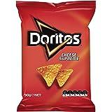 Doritos Cheese Supreme Corn Chips 12 X 90 Grams