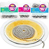 Baking Pie Crust Weights Chain- pie crust, pie chain Stainless Steel Long_6feet