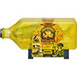 Treasure X Sunken Gold Shark's Treasure - Glow in The Dark Version - Unbox by ing the bottle. Save the Treasure Hunter and th